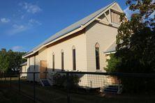 Wandoan Presbyterian Church 26-10-2016 - John Huth, Wilston, Brisbane
