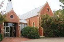Wangaratta Uniting Church 08-04-2019 - John Huth, Wilston, Brisbane