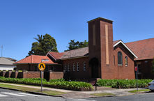 Waratah Uniting Church - Former