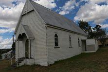 Warialda Anglican Church - Former 03-10-2017 - John Huth, Wilston, Brisbane