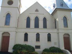 Warragul Uniting Church - Former 16-01-2015 - John Conn, Templestowe, Victoria
