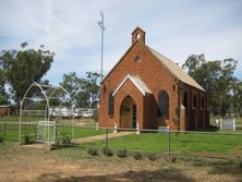 Warroo Church - Former