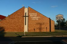 Warwick Baptist Church 28-01-2017 - John Huth, Wilston, Brisbane.