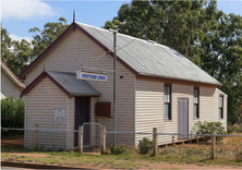 Weethalle Presbyterian Church - Former