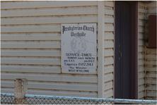 Weethalle Presbyterian Church - Former 14-05-2021 - Derek Flannery