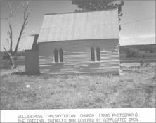 Wellingrove Presbyterian Church - Former