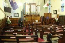 Welsh Church 14-04-2019 - John Huth, Wilston, Brisbane