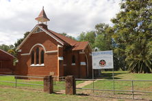 Welsh Memorial Uniting Church  06-04-2019 - John Huth, Wilston, Brisbane