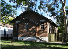 Wentworthville Anglican Church 12-04-2019 - Peter Liebeskind