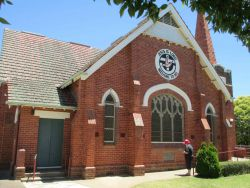 Wesley Evangelical Uniting Church 10-01-2013 - John Conn, Templestowe, Victoria