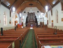 Wesley Uniting Church - The Church on the Mall in Wollongong 01-04-2019 - John Conn, Templestowe, Victoria
