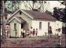 West Pennant Hills Community Church - Original Building unknown date - Church Website - See Note.