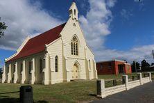 Westbury Uniting Church 08-01-2014 - John Huth, Wilston, Brisbane