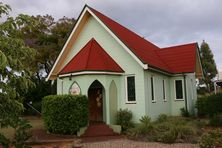 Western Downs Community Church 01-11-2016 - John Huth, Wilston, Brisbane