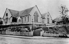 Wharf Street Congregational Church - Former