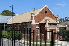 William Street, Raymond Terrace Church - Former