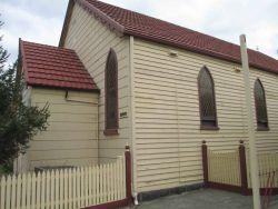 Williamstown Church of Christ 02-10-2014 - John Conn, Templestowe, Victoria