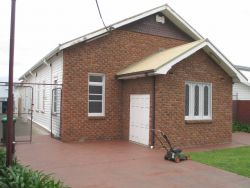 Williamstown Gospel Mission
