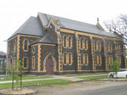 Williamstown Uniting Church 02-10-2014 - John Conn, Templestowe, Victoria