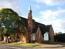 Willoughby Park Anglican Church 12-06-2017 - Peter Liebeskind