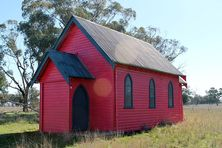Willow Tree Church  Former 01-10-2016 - Bettington Rural  Murrurundi