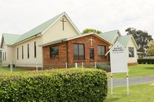 Wilsonton Uniting Church 19-09-2016 - John Huth, Wilston, Brisbane