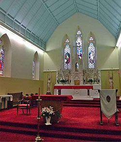 Holy Trinity Church 30-04-2011 - Trevor Bunning