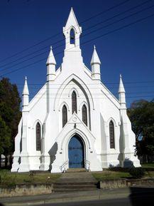 Windsor Uniting Church 11-07-2002 - Alan Patterson