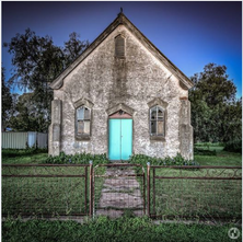Wongarbon Catholic Church - Former 13-10-2016 - Explored Visions By GD
