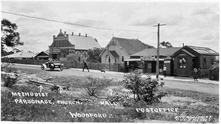 Woodford Uniting Church - Former unknown date - booking.com - The Church @ Woodford