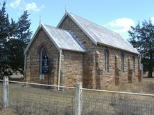 Woodonga Uniting Church - Former