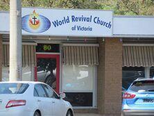 World Revival Church of Victoria 06-04-2021 - John Conn, Templestowe, Victoria