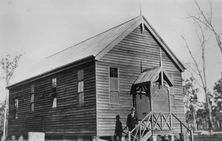 Wowan Uniting Church - Former 00-00-1926 - State Library of Queensland - Photo. provided by John Huth