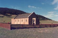 Wybalenna Chapel - Former