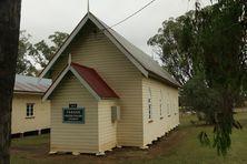 Yangan Presbyterian Church 15-04-2016 - John Huth, Wilston, Brisbane