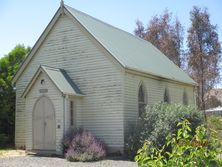 Yarck Presbyterian Church - Former
