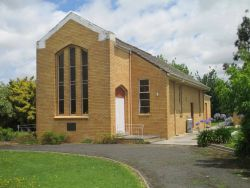 Yarram Community Church 14-01-2015 - John Conn, Templestowe, Victoria