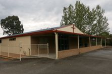 Yass Community Baptist Church 02-05-2017 - John Huth, Wilston, Brisbane.