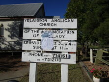 Yelarbon Anglican Church of the Annunciation of Our Lady 21-06-2017 - John Huth, Wilston, Brisbane
