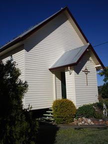 Yelarbon Catholic Church 21-06-2017 - John Huth, Wilston, Brisbane