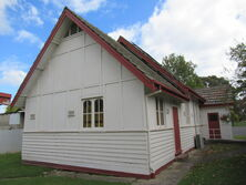 Yinnar Uniting Church - (Co-operating) 13-04-2021 - John Conn, Templestowe, Victoria