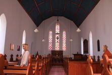 St Michael's Church at Bungaree Station  09-12-2020 - Rusty