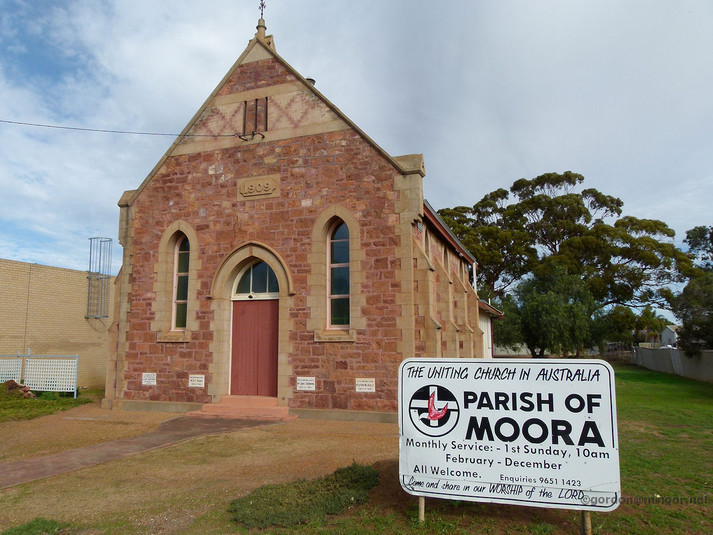 Moora Uniting Church - WA - 00-07-2012 - Gordon Stuart/Mingor.net