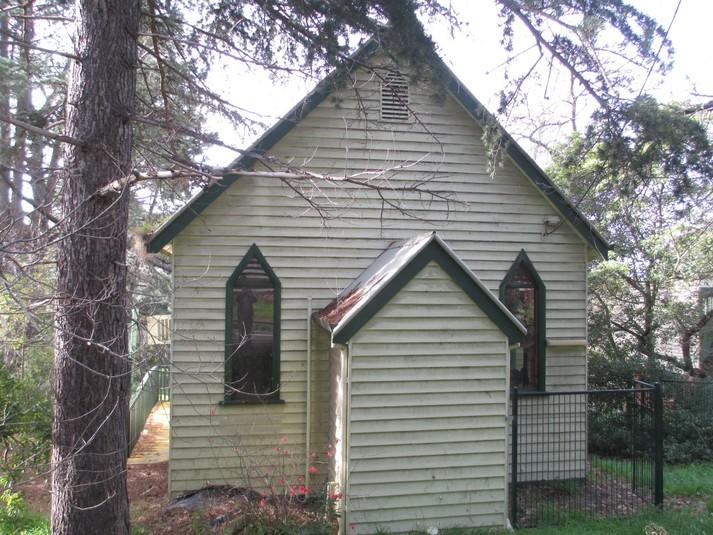 St John's Anglican Church  Former - Donvale Vic - 12-08-2016 - John Conn